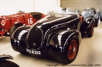 Jurgen's inspiration - Aston 1938 Type C