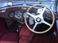 Vincent Riley Dashboard